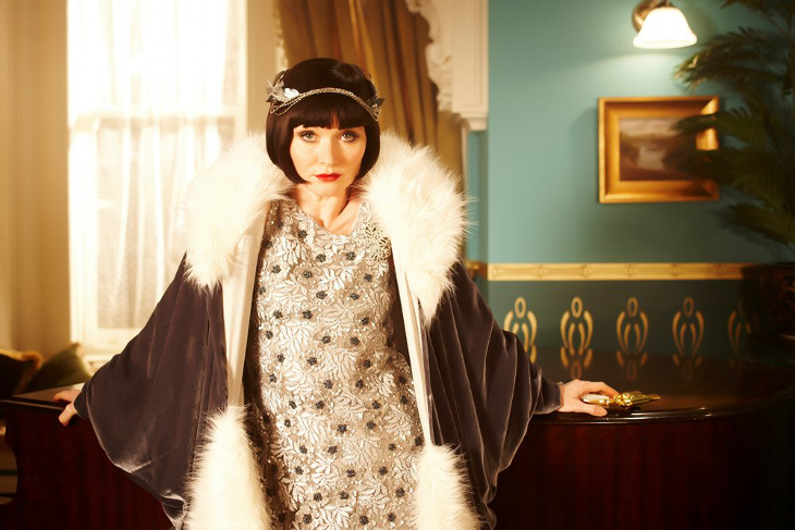 Without Smearing Her Lipstick: Missing Agent Carter? Try Miss Fisher's Murder Mysteries