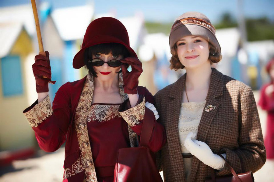 Bildresultat för miss fisher murder mysteries