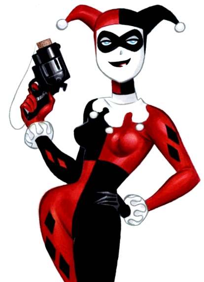 OG Harley Quinn (alternative)