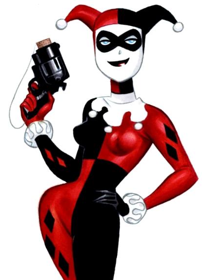 OG Harley Quinn (alternative)