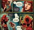 Red Sonja 16, panel by Walter Geovanni, Dynamite 2015