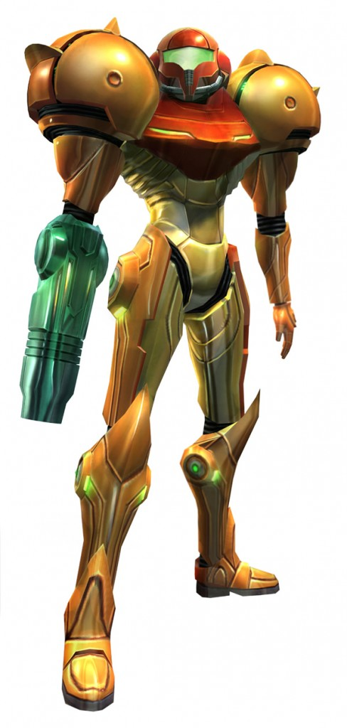 Samus_Metroid_Prime by Nintendo