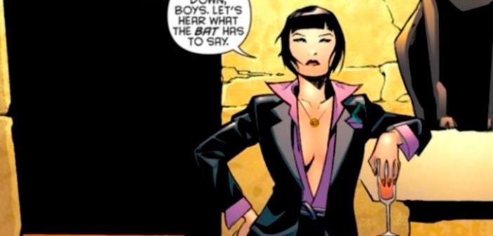 Catwoman Kingpin, Batman #28