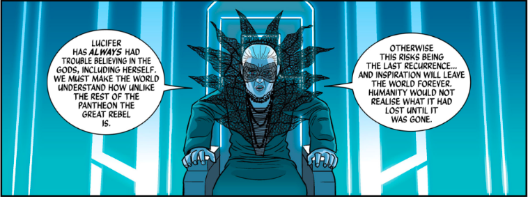 Ananke don't play.