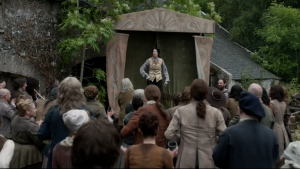 114 The Search, Outlander 2015, Starz
