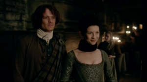 110 By the Pricking of My Thumbs, Outlander 2015, Starz