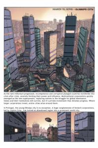 André Lima Araújo, MAN PLUS, page 1, Titan COmics, 2015