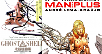 Lima after Shirow: Ghost in the Shell, Man Plus