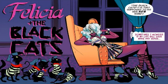 La Chat Noir: Spider-Gwen #5