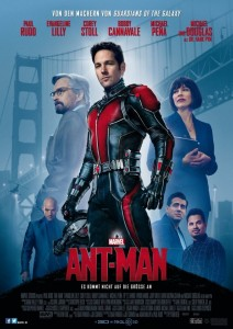 Ant-Man Movie Poster, Marvel 2015