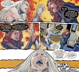 Emma Frost, Igor Korday & Grant Morrison, Marvel Comics New X-Men