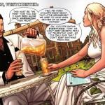 Emma Frost, Civil War 3, Marvel Comics, Script: Mark Millar Pencils: Steve McNiven