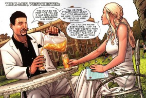 Emma Frost, Civil War 3, Marvel Comics, Script: Mark Millar Pencils: Steve McNiven