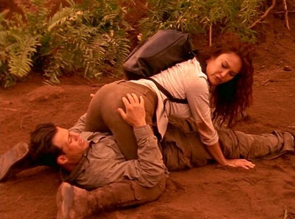 Tia Carrere, Relic Hunter, episode 1, 1999