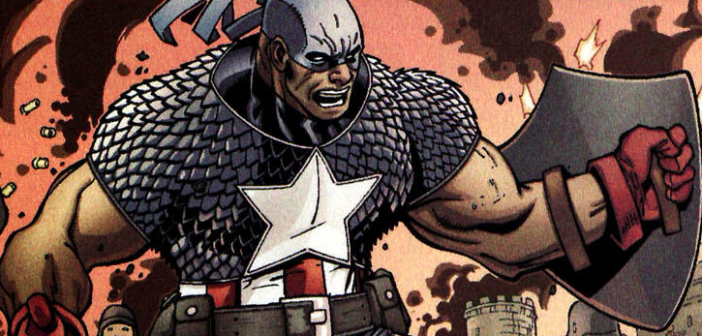 Isaiah Bradley   Marvel   http://marvel.wikia.com/Isaiah_Bradley_(Earth-616)
