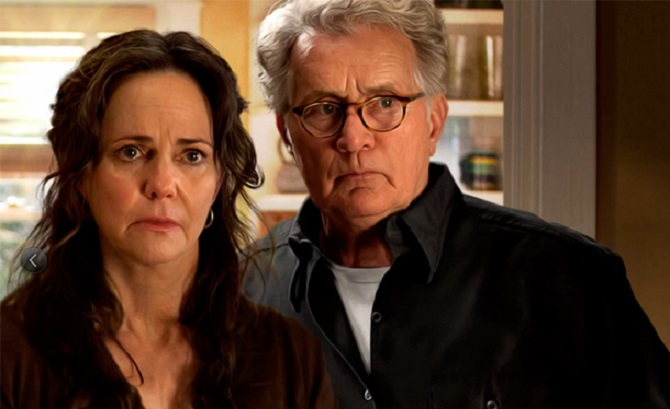 2012 The Amazing Spider-Man. Directed by Marc Webb. Film. Sally Field as Aunt May. Martin Sheen as Uncle Ben.
