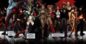 The 13 Artifacts of Top Cow Comics (as they appear in Witchblade: Rebirth Vol1 by by Tim Seeley (Author), Tim Various Artists (Author), Diego Bernard (Illustrator)