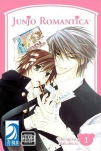 Shungiki Nakamura, Junjo Romance, BLU manga