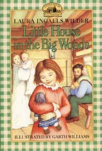 Little House in the Big Woods, Laura Ingalls Wilder, Scholastic, 1960