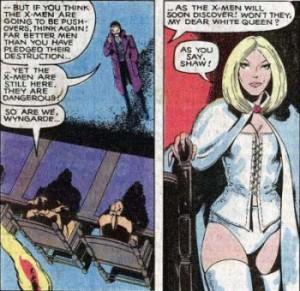 Emma Frost, Uncanny X-Men 129, Marvel Comics, Chris Claremont, John Byrne, Terry Austin, Bob SHaren, Tom Orzechowski, Roger Stern