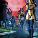 Pantha, Dynamite Comics
