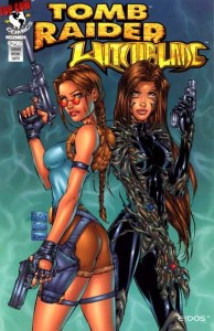 Witchblade Tomb Raider | Top Cow Comics | Weems, Turner, Smith