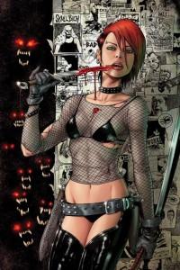 Chastity, Dynamite Comics