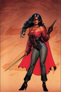 Lady Zorro, Dynamite Comics
