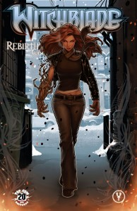 Witchblade: Rebirth (2012) | Top Cow Comics | Written by Tim Seeley Pencils Diego Bernard Inks Fred Benes Alisson Rodrigues
