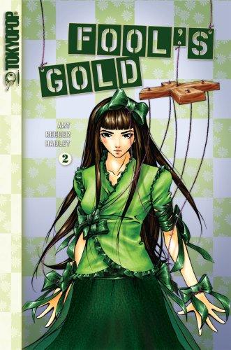 Fool's Gold, Amy Reeder Hadley, Tokyopop