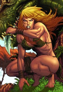 Jungle Girl, Dynamite Comics