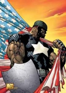 Isaiah Bradley - Marvel Promotional Artwork
