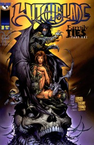 Witchblade Darkness: Family Ties | Top Cow Comics (Witchblade #18) Z, Wohl, Turner, D-Tron, Smith