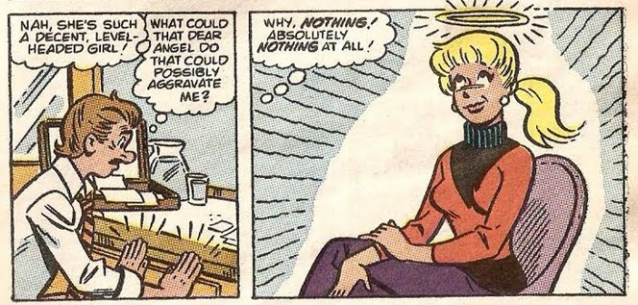Betty Cooper, Archie Comics