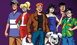 Archie's Weird Mysteries. Cartoon. TV Show. 1999-2000.