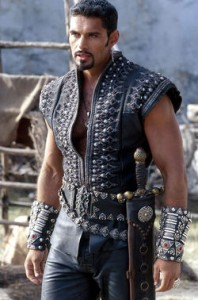 Kevin Smith as Ares | Xena Warrior Princess