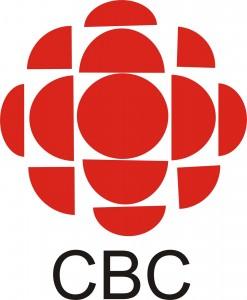 Canadian Broadcasting Company Logo. CBC. Canada.