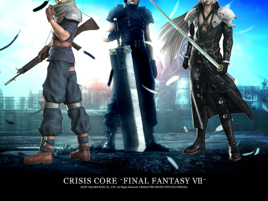 Crisis Core | Square Enix LTD 2007