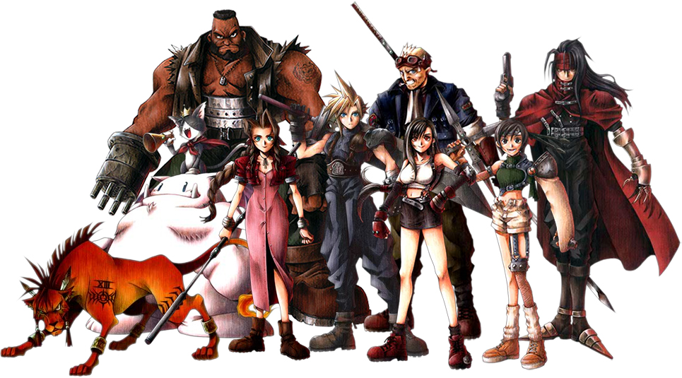 Final Fantasy VII: Revisiting the Golden Saucer