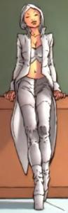 Emma Frost, New X-Men, Frank Quitely & Grant Morrison, Marvel Comics