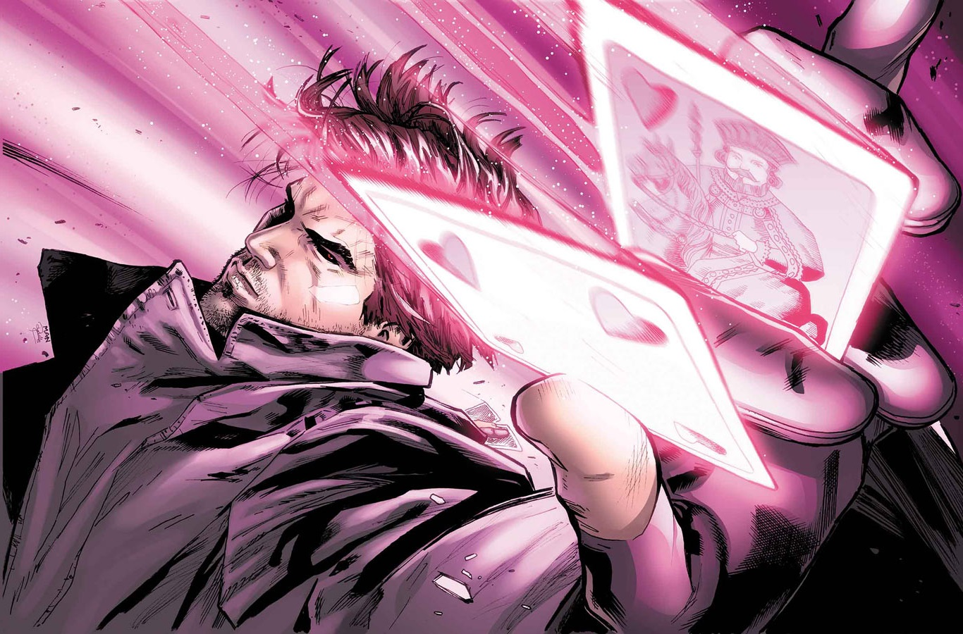 What The Fox – Channing Tatum as Gambit?!