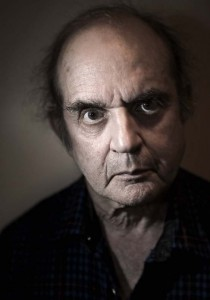 Harvey Pekar, photograph taken by Seth Kushner, date unknown