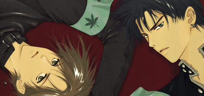 When Boy's Love Goes Bad: CLAMP's Legal Drug