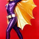 Yvonne Craig as Batgirl in the Batman television series