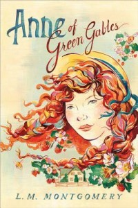 Anne of Green Gables, LM Montgomery, Sourcebooks, 2015