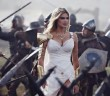 Kate Upton in Game of War: Fire Age by Machine Zone, Inc