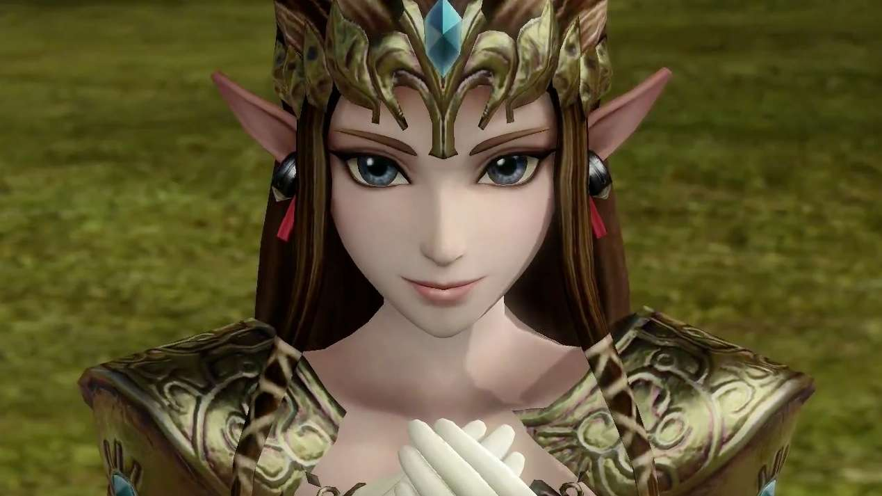 Not Just Your Princess: Zelda's Character Design