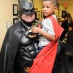 Baltimore Batman | Photo Source: USA Today