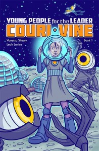 Couri Vine cover, Leah Lovise and Vanessa Shealy