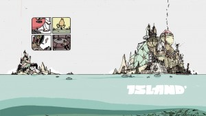 Island #1, Brandon Graham, Image Comics, August 2015